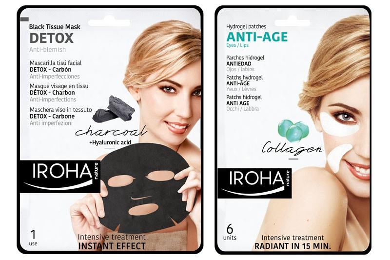 U Hrvatsku stigle inovativne IROHA Nature kozmetičke maske za lice