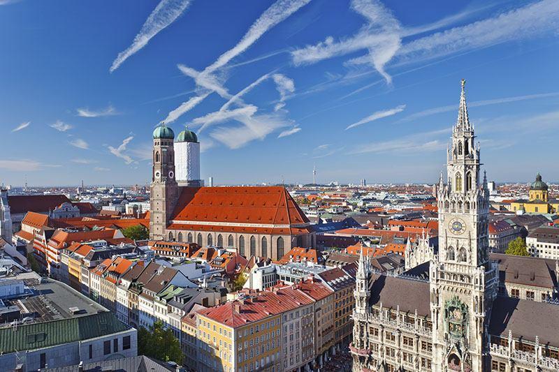 Akcija Pogledaj u oblake: Croatia Airlines donosi povoljnije letove za Frankfurt i München