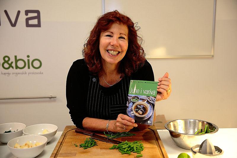 Kulinarska zvijezda Christina Pirello ima recept za najbolju jesensku juhu