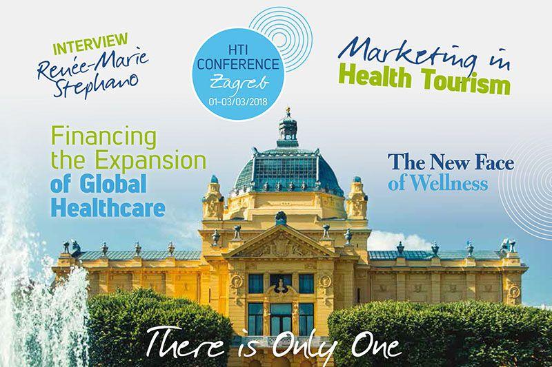 Drugo specijalno izdanje HTI News magazina posvećeno je zdravstvenom turizmu grada Zagreba