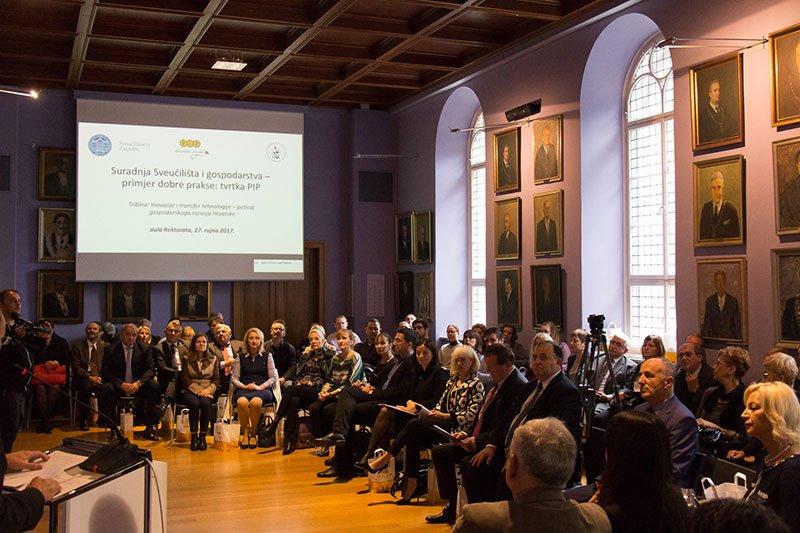 Tvrtka PIP - primjer dobre prakse i suradnje sa Sveučilištem u Zagrebu