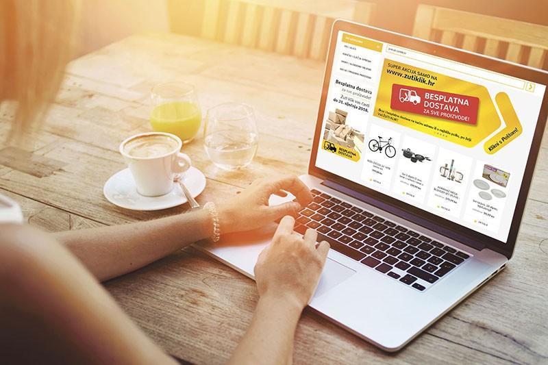 Od sada Hrvatska pošta konkurira web trgovinama