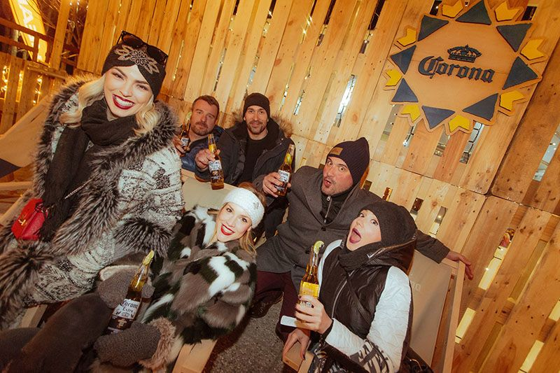 Corona Sunset Session - zimsko izdanje globalno poznatog eventa na vrhu Sljemena