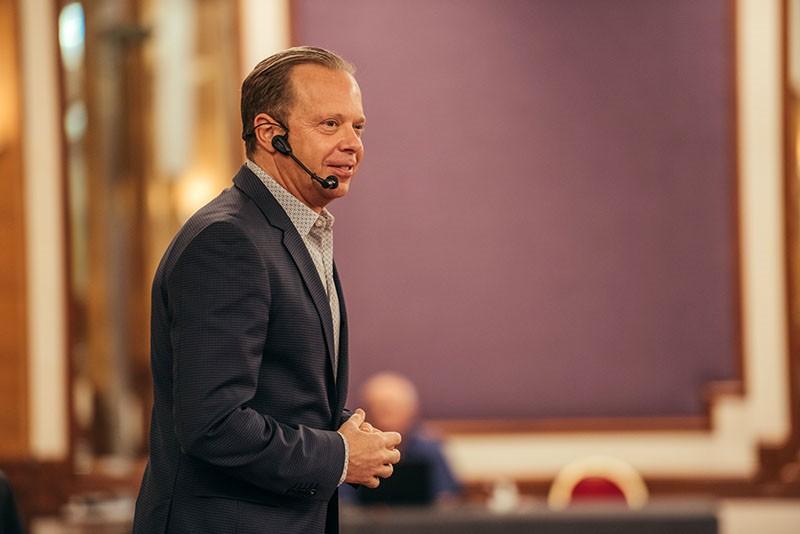 Dr. Joe Dispenza Progressive radionica u Zagrebu: Prizovite svoju novu sudbinu