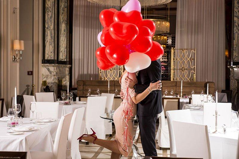 Sve je spremno za raskošno Valentinovo u Esplanade hotelu