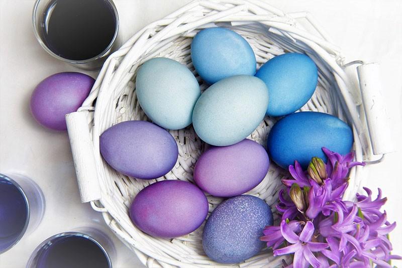 Sve nijanse duge: Prirodne boje za najljepše uskršnje pisanice