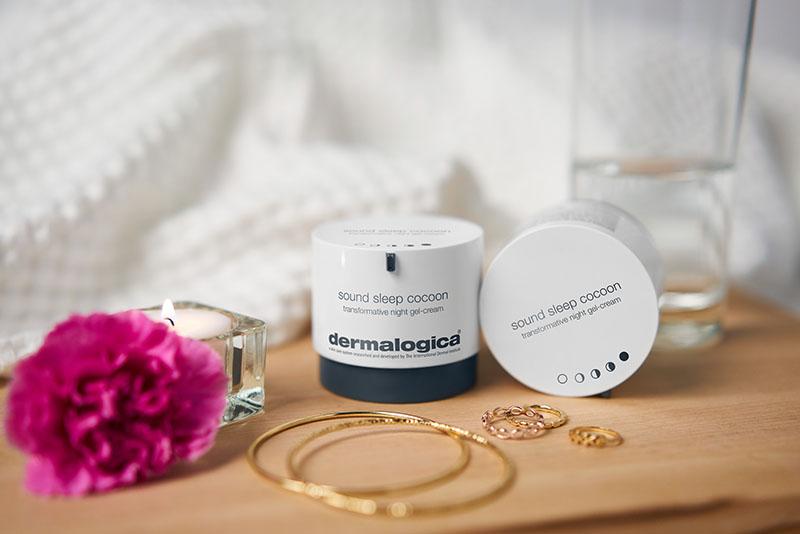 Dubinska transformacija kože u snu? Dermalogica Sound Sleep Cocoon radi upravo to