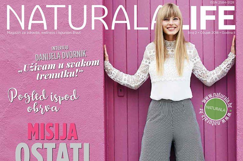 Lako je ostati mlad - uz novi broj Naturala Life magazina