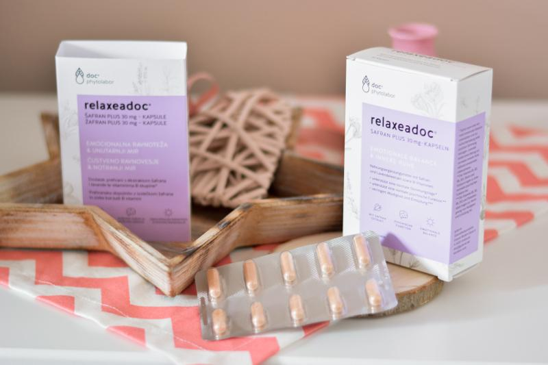relaxeadoc - prirodan i djelotvoran saveznik u borbi protiv stresa