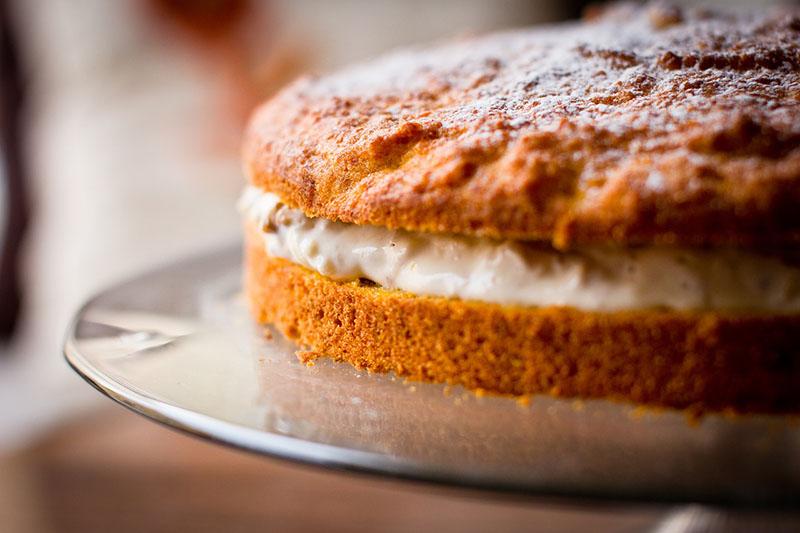 Bezglutenska torta od mrkve za prste polizat'
