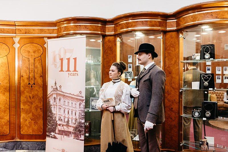 Iza Palace Hotela Zagreb (tek) je 111 godina