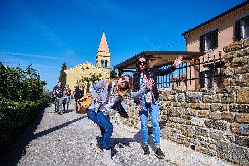 Sweet Wine & Walk: Muškat i Istra se vole šetajući