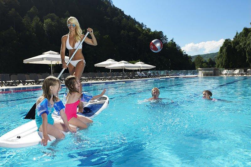 Terme Laško: Neka lipanj bude u znaku obiteljskog odmora na bazenima
