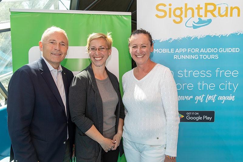 Hrvatska aplikacija SightRun vodi trkače kroz sve atrakcije Graza