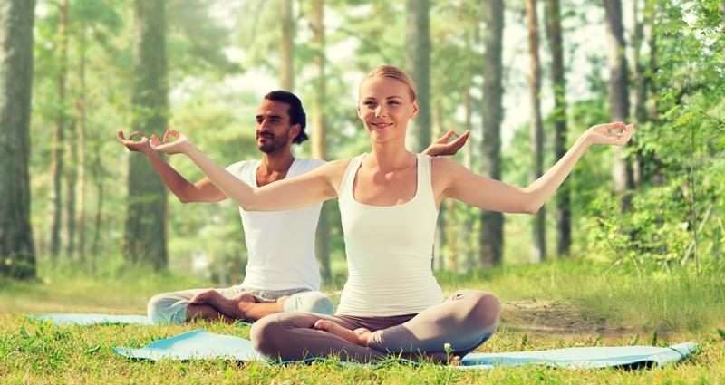 3 joga položaja koji tope