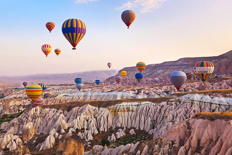 Kapadokija: Na vrhu svake travel liste, i to s razlogom