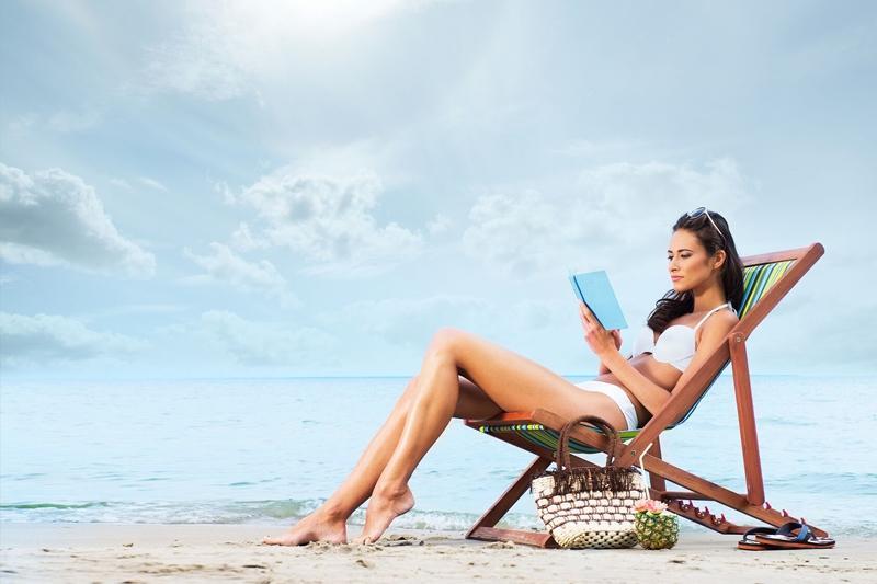 Naturalin književni klub: S knjigom na plažu