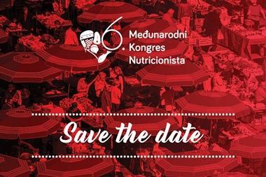 Prijavite se na 6. Međunarodni Kongres Nutricionista