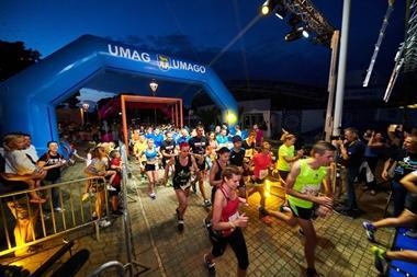 Umag Night Run - premijera prve noćne utrke u sjeverozapadnoj