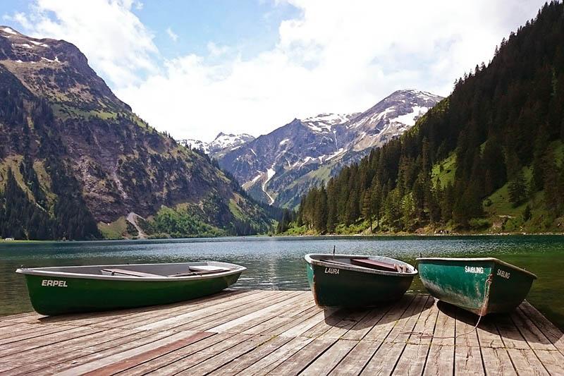 Uronite u austrijska jezera: Savršen 'lijek' za borbu protiv ljetnih vrućina