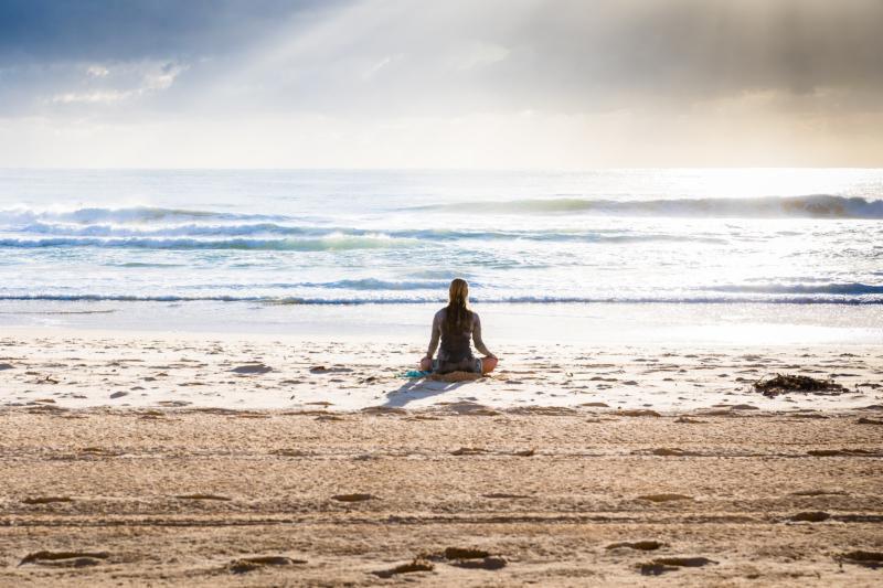 Iskoristite ljeto za digitalni detoks - meditirajte, radite jogu, dišite...