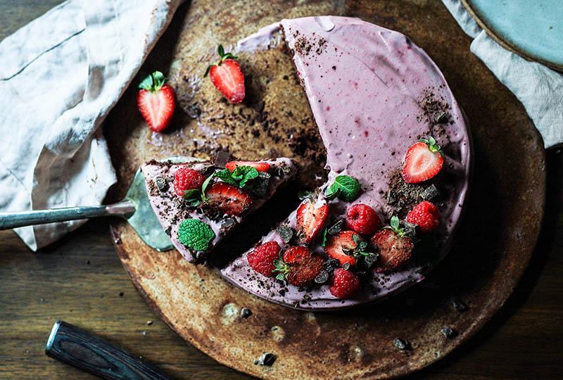 Sirove sladoledne torte – prava ljetna poslastica
