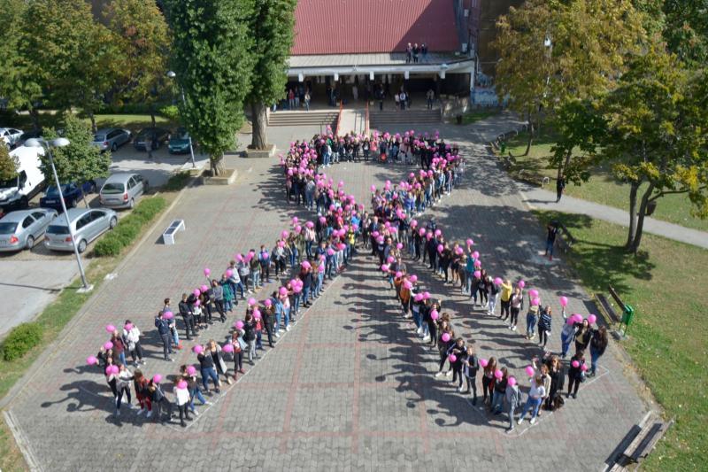 Ružičasti listopad - nacionalna kampanja udruge Sve za nju