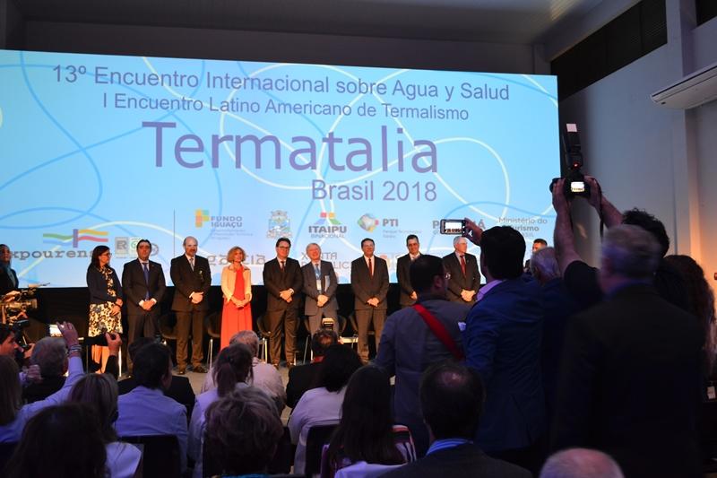 Termatalia 2018. povezala Latinsku Ameriku i Europu i pozicionirala Foz do Iguaçu kao top-destinaciju zdravstvenog turizma