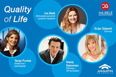Quality of Life: Radionica osobnog razvoja Bagatin Akademije mijenja život
