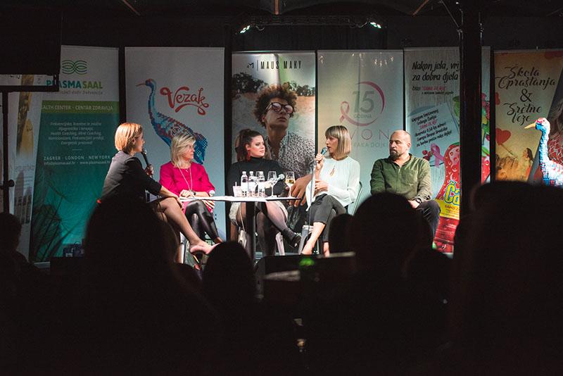 Ženska priča okupila poznate influencere - Alis Marić, Maju Brekalo, Luciju Lugomer i Ribafisha
