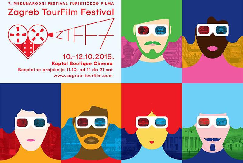 Zagreb Tourfilm Festival u Zagreb dovodi najbolje turističke filmove