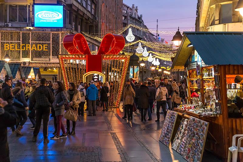 Zima u Beogradu: 13 stvari koje moraš doživjeti