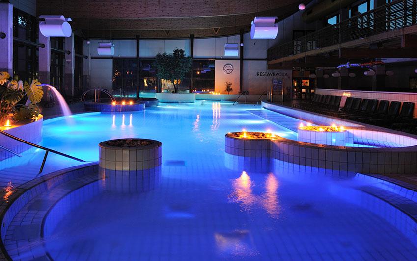 Sve potrebno za nezaboravan zimski odmor u dvoje pronaći ćete u Wellness Hotelu Balnea