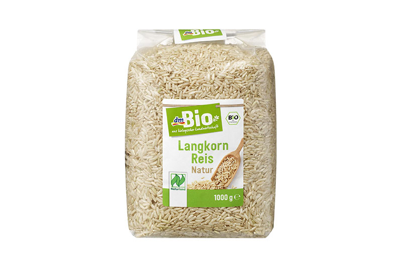 dmBio riža dugog zrna Natur: Ako ste kupili ovaj proizvod, vratite ga u najbližu prodavaonicu dm-a