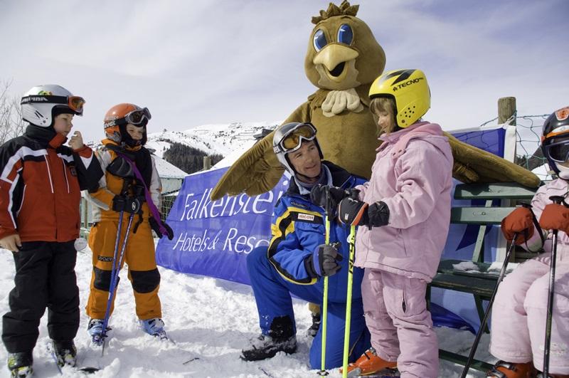 Doživite čarobnu zimu i skijaške avanture u Falkensteiner hotelima