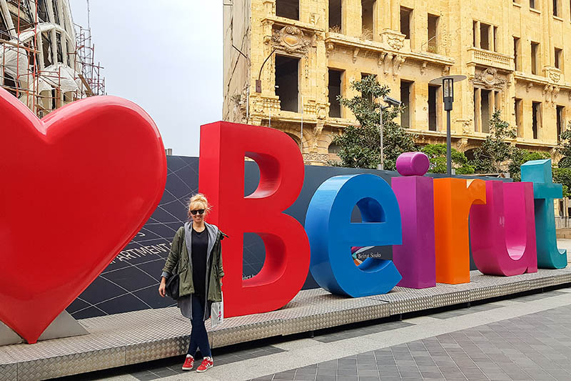 Bejrut: Grad kontrasta i paradoksa