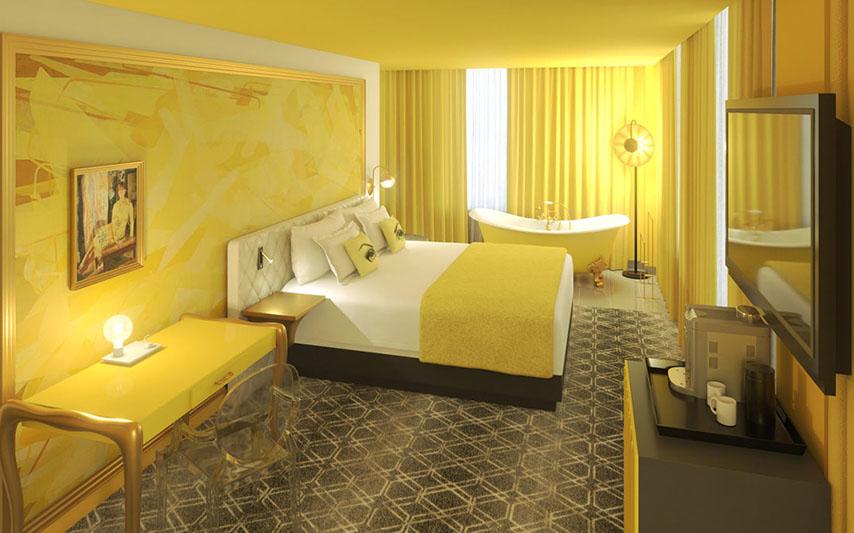 Angad Arts Hotel – hotel u kojem biraš sobe ovisno o raspoloženju