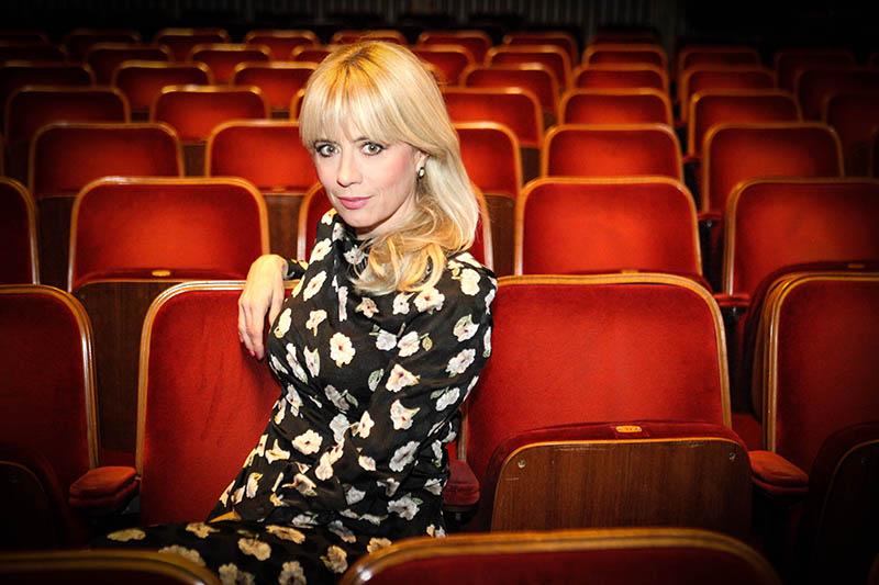 Ivana Boban: 'Gluma je utrka na duge staze'