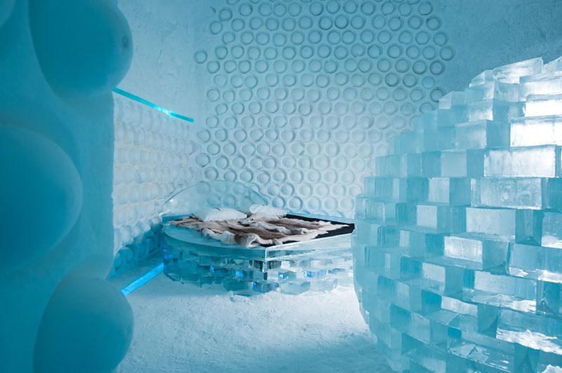 Nesvakidašnji zimski odmor: Dobrodošli u ledenu palaču!
