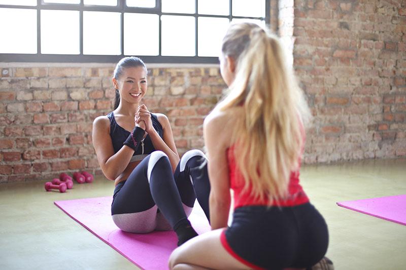 U čemu je tajna osoba koje nikad ne preskoče trening?