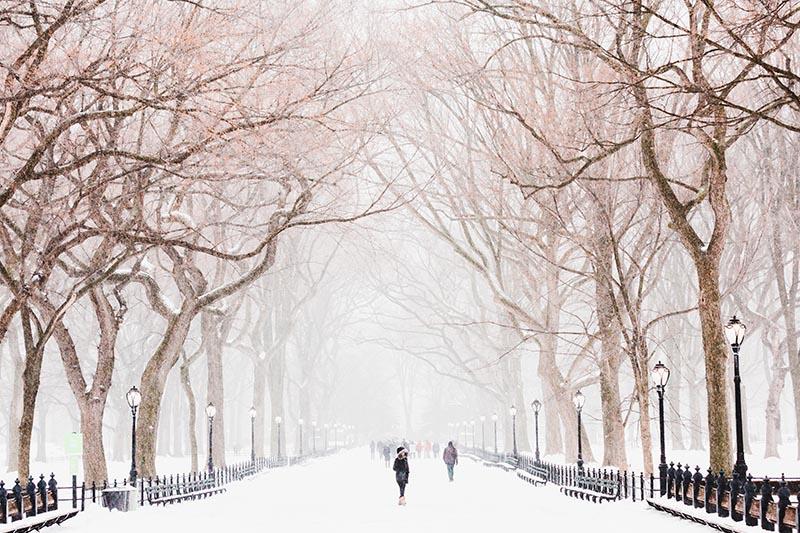 #winter #bucketlist: Sve čari zimskih putovanja