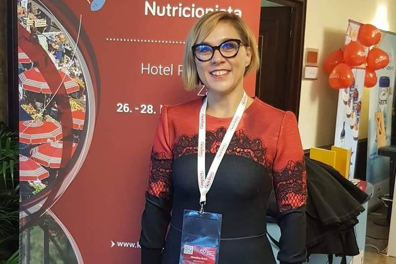 Alma Bunić: 'Moramo promijeniti svoj stav prema hrani - pravilna prehrana treba biti navika, a ne trend'