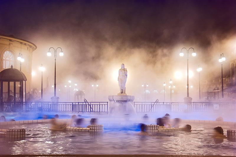 Budimpešta: TOP 5 nezaobilaznih termi poznatog spa-grada