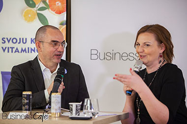 Poduzetništvo s pričom tema je 51. Business Cafea u Zagrebu