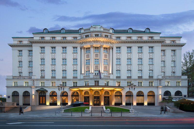 Hotel Esplanade Zagreb okrunjen je titulom za najbolji Povijesni hotel godine