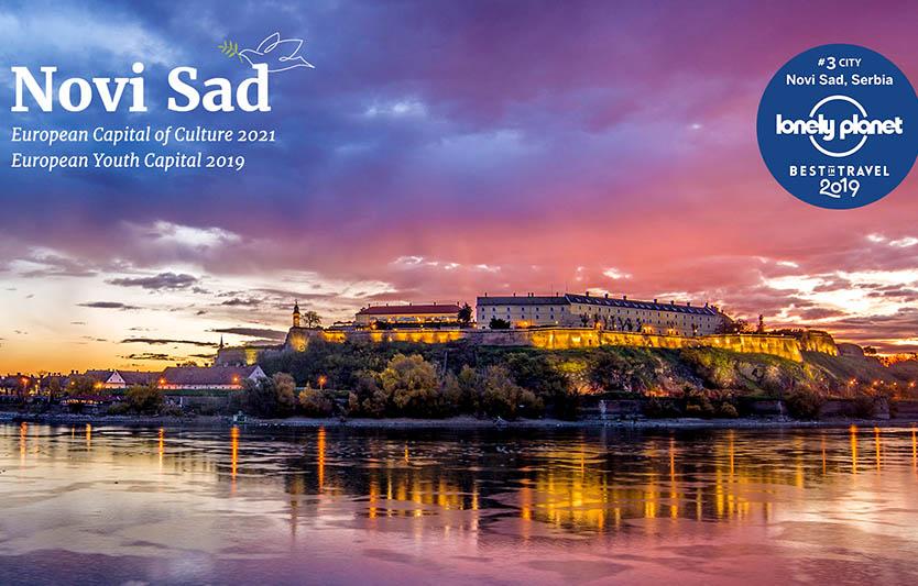 Novi Sad je Europska prijestolnica mladih za 2019. godinu