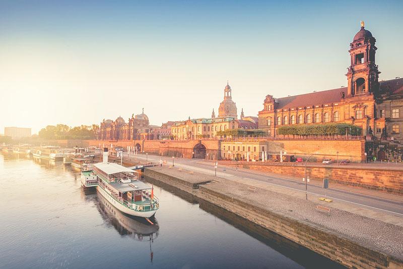 Dresden: grad kulture i umjetnosti koji se izdigao iz pepela
