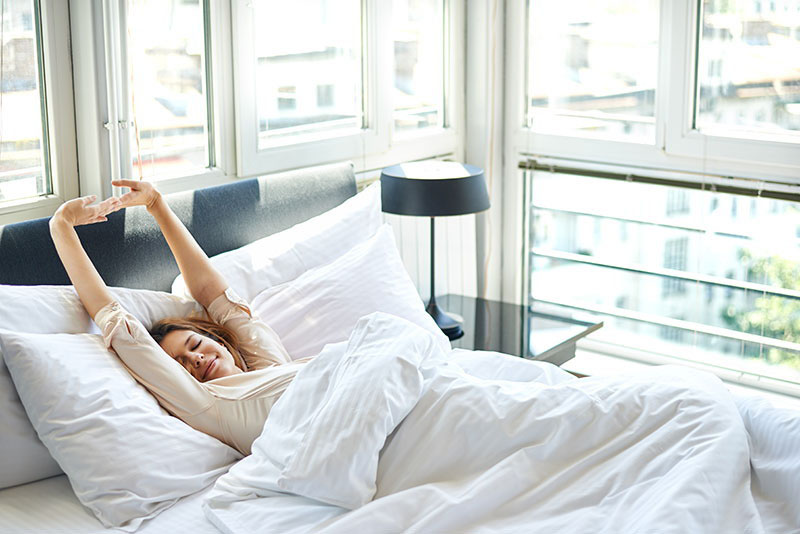 Neka se za odmor i dobar san pobrine - feng shui