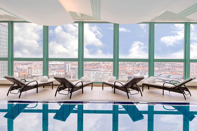 Panorama Hotel Prag: 24 kata za najljepši pogled na češku prijestolnicu