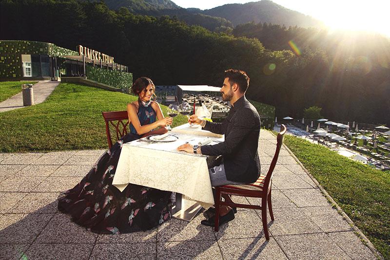 Rimske terme - savršeno mjesto za romantično proljetno buđenje
